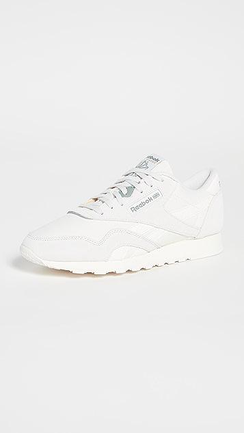 Reebok Classic Nylon Sneakers