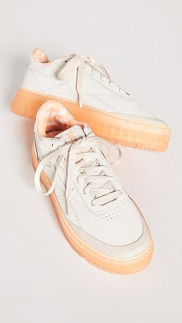 Reebok x Madwomen Club C Double Sneakers