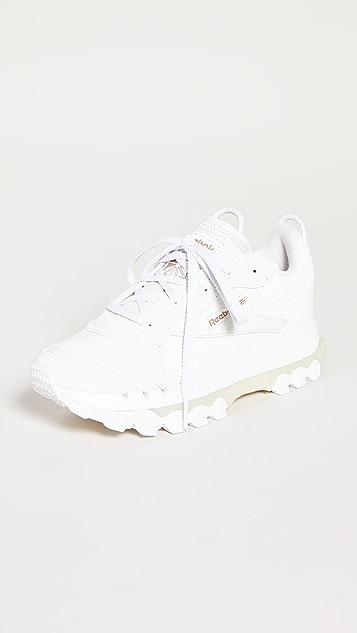 Reebok Cardi B Classic Leather Sneakers