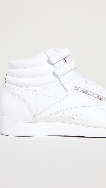 Reebok Freestyle Hi Sneakers