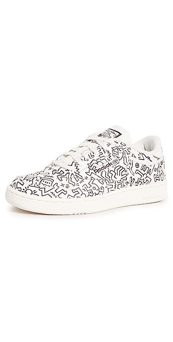 Reebok X Keith Haring Club Sneakers