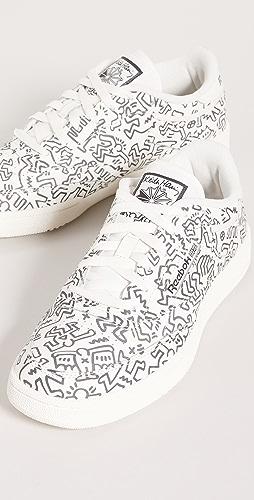 Reebok - X Keith Haring Club Sneakers