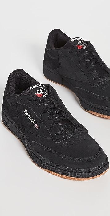 Reebok Club C 85 Suede Sneakers