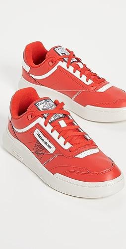 Reebok - X Keith Haring Club C Legacy Sneakers