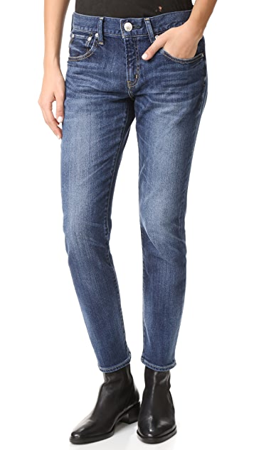 RED CARD 25th Anniversary Boyfriend Jeans
