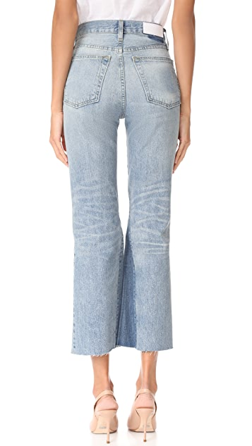 RE/DONE Leandra Jeans