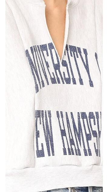 RE/DONE x Champion Sleeveless Sweatshirt