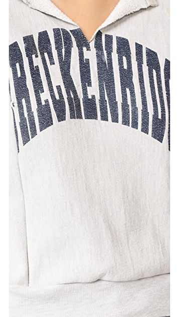 RE/DONE x Champion Seamed Crew