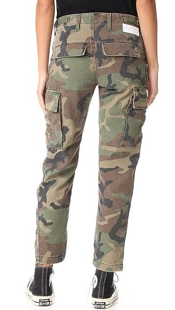 RE/DONE 工装裤