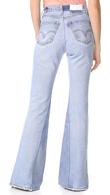 RE/DONE x Levi's Slit Jeans