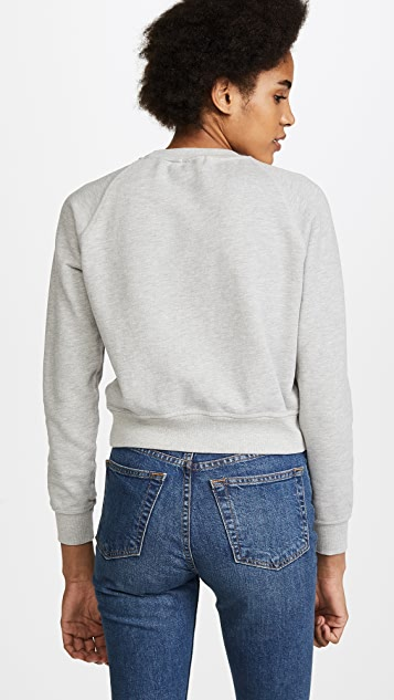 RE/DONE Classic Crew Neck Sweatshirt