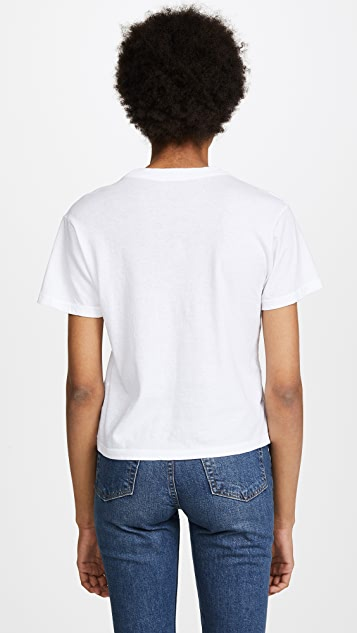 RE/DONE x Hanes Real Tee