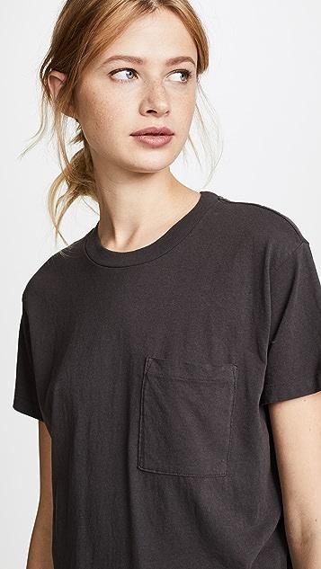 RE/DONE New 1970s Boyfriend T-Shirt