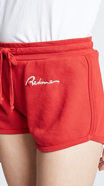 RE/DONE Sweat Shorts