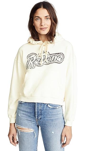 RE/DONE Hooded Sweatshirt