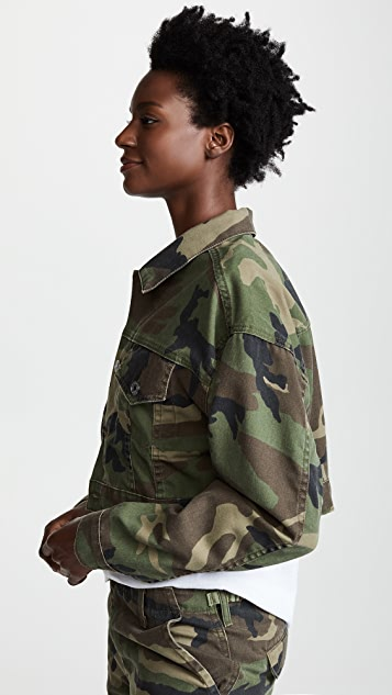 RE/DONE Camo Jacket