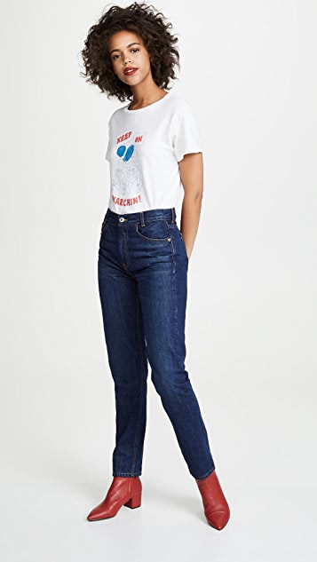 RE/DONE Academy Fit Jeans