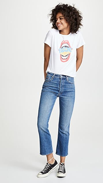 RE/DONE Классическая футболка