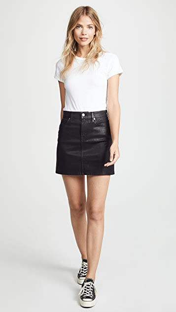 RE/DONE 1960s 修身 T 恤紧身连衣裤