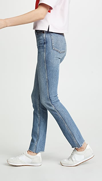 RE/DONE Double Needle Jeans