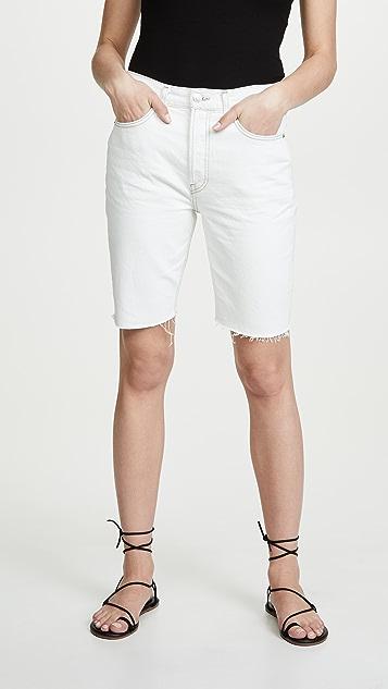 RE/DONE Длинные шорты в стиле 80-х гг.