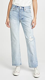 RE/DONE 90s Loose Straight Jeans