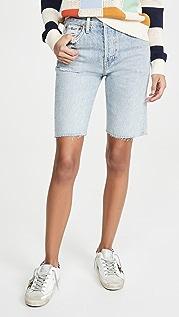 RE/DONE 80 年代复古风格长款短裤