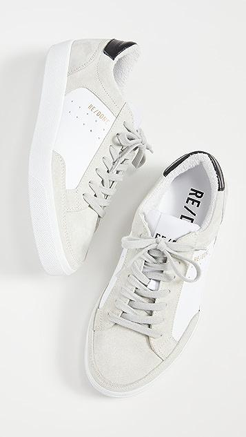RE/DONE 90 年代复古风格滑雪运动鞋