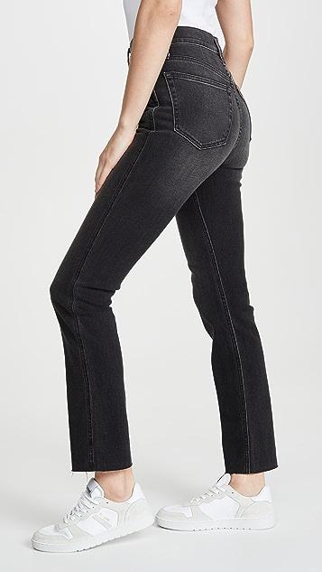 RE/DONE 80 年代复古风格直脚牛仔裤