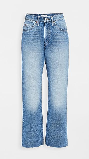 RE/DONE 70 年代复古风格微喇牛仔裤