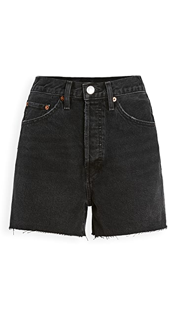 RE/DONE 50s Cutoff Shorts