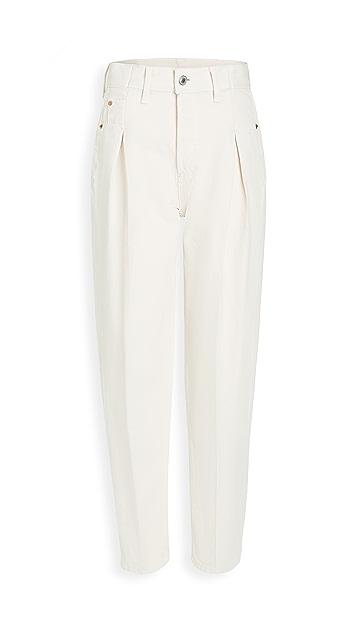 RE/DONE 四十年代复古风情 Zoot 牛仔裤