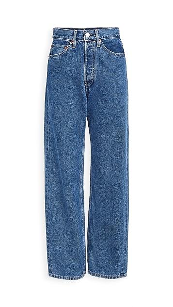 RE/DONE 30s Ladies 牛仔裤