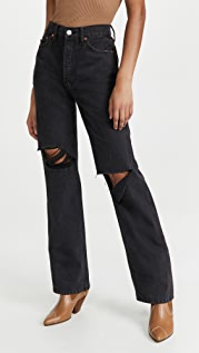 RE/DONE High-Rise Loose Jeans