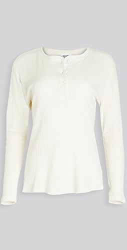 RE/DONE - Long Sleeve Henley