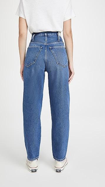 RE/DONE '80s Peg Leg 牛仔裤
