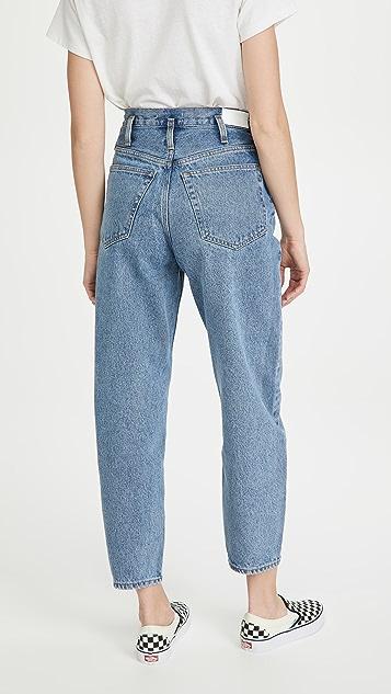 RE/DONE 80s Peg Leg Jeans