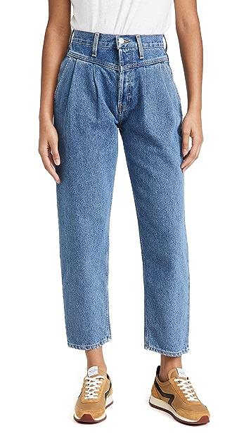 RE/DONE Savi International Influencer 牛仔裤