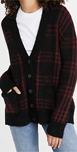 RE/DONE - 90s Oversized Cardigan