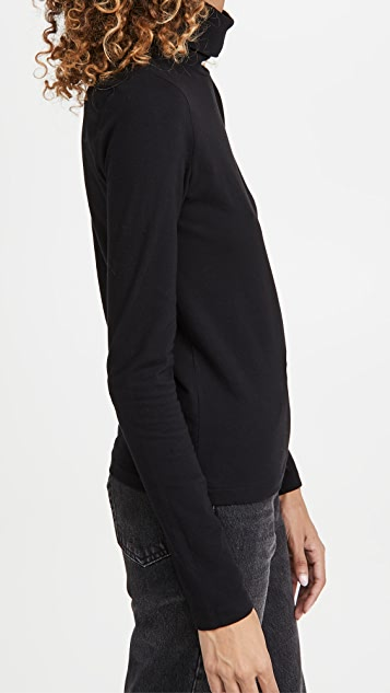 RE/DONE 60s Long Sleeve Turtleneck