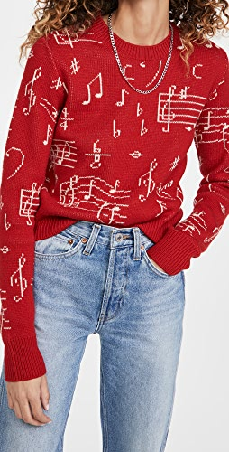 RE/DONE - 60s Shrunken Sweater