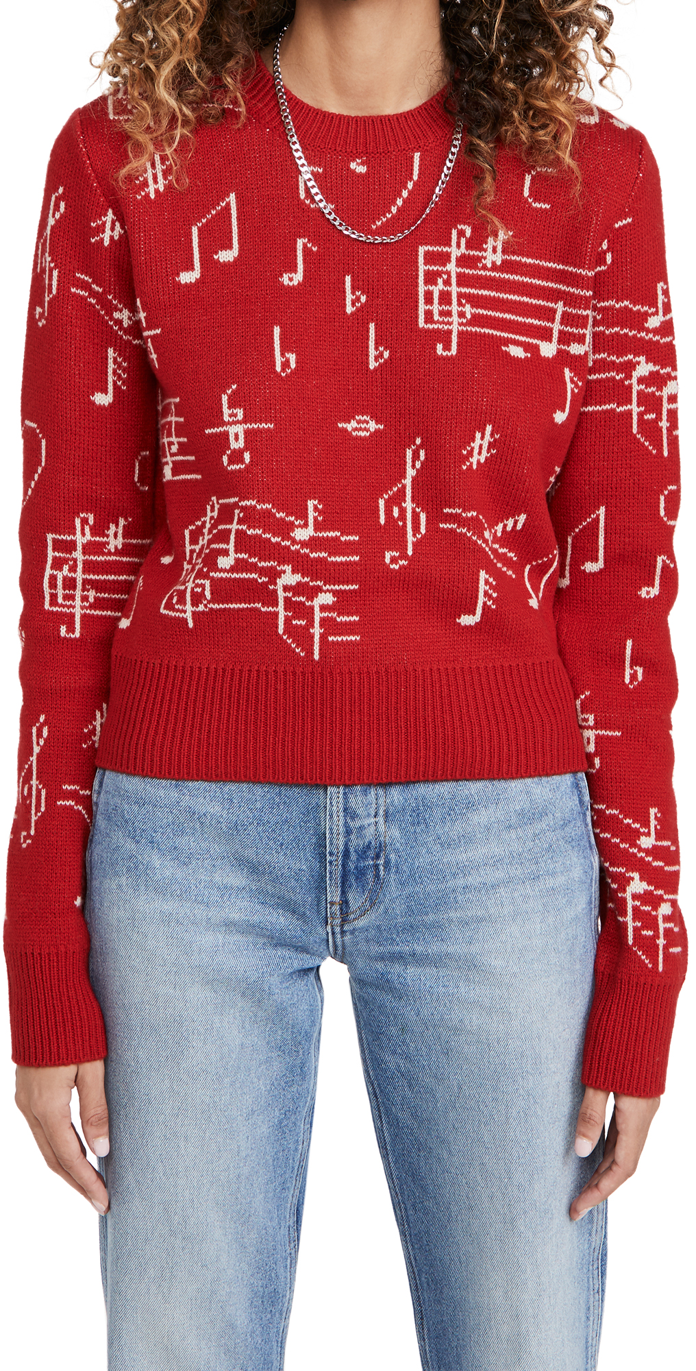 RE/DONE 60s Shrunken Sweater