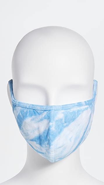 RE/DONE Tie Dye Face Coverings - 2 Pack