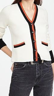RE/DONE 60 年代复古风格修身系扣衫