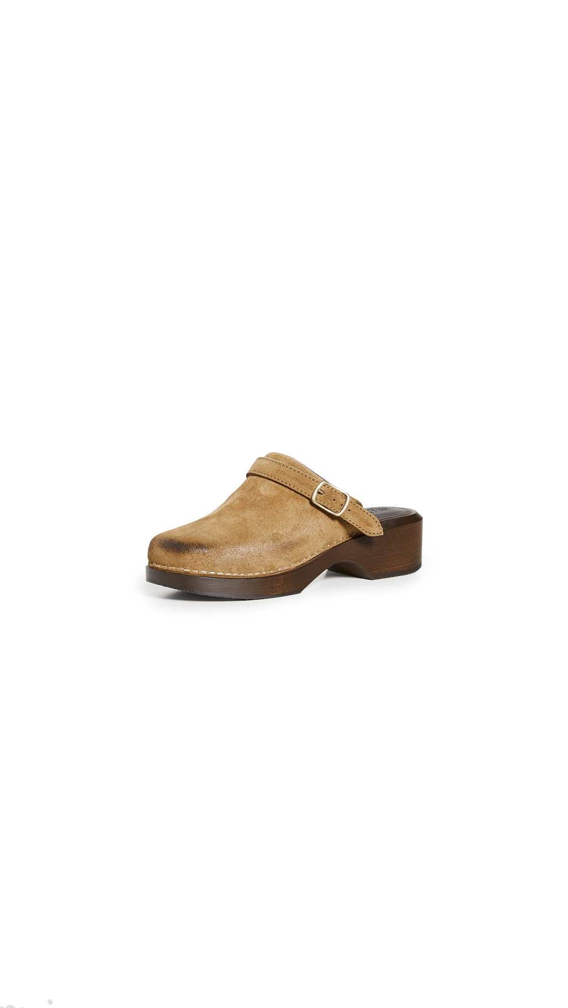 Re/done Suedes 70S CLASSIC CLOGS