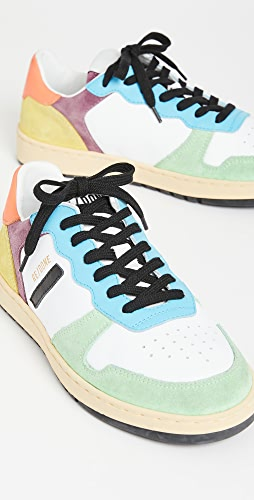 RE/DONE - 80s Basketball Sneakers