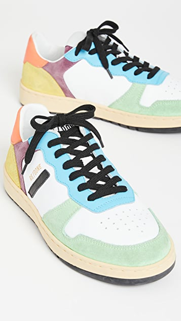 RE/DONE 80s Basketball Sneakers