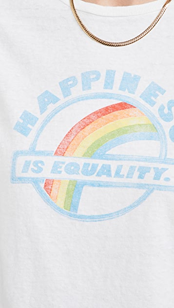 RE/DONE Equality Classic T 恤