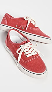 RE/DONE 70s Low Top Skate Sneakers