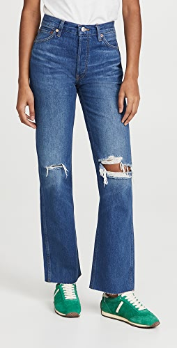 RE/DONE - 90s High Rise Loose Jeans